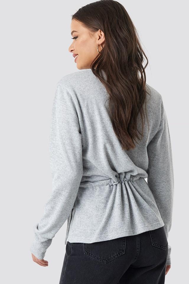 Wrap Thin Knit NA-KD.COM