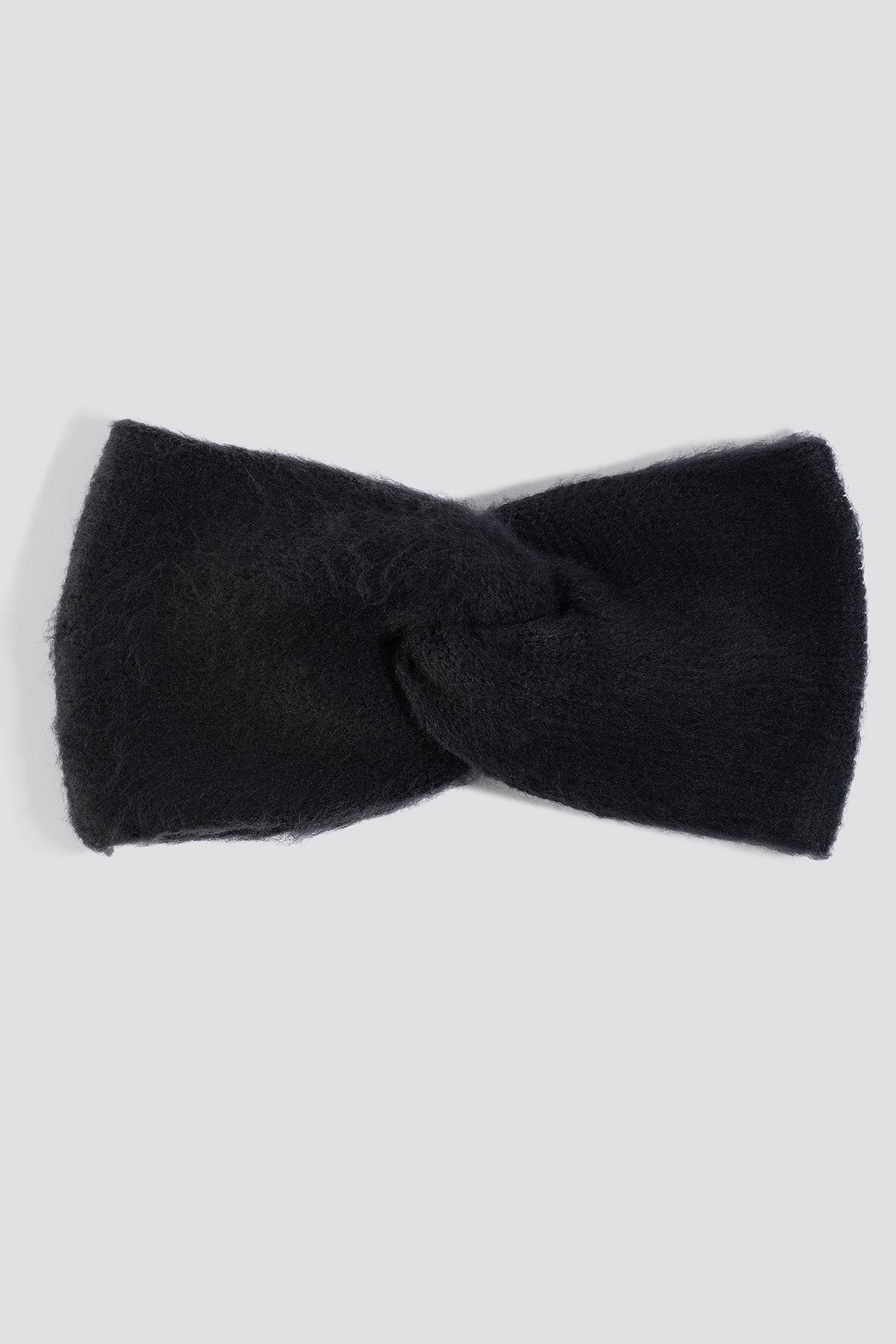 Wrinkle Knit Headband NA-KD.COM