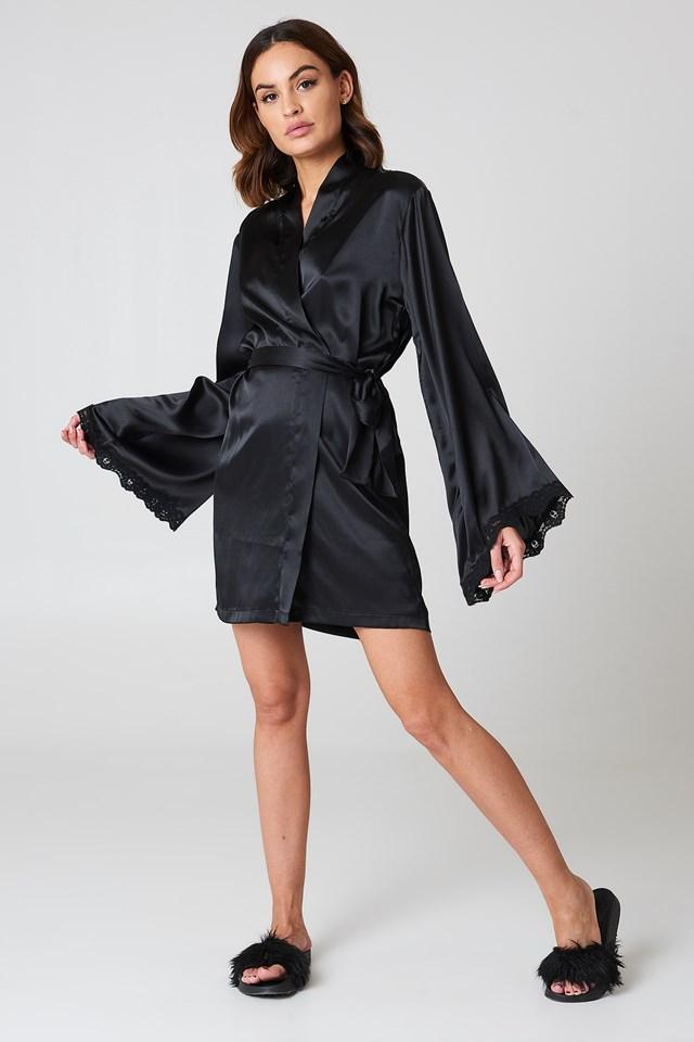 Zinda Night Robe NA-KD.COM