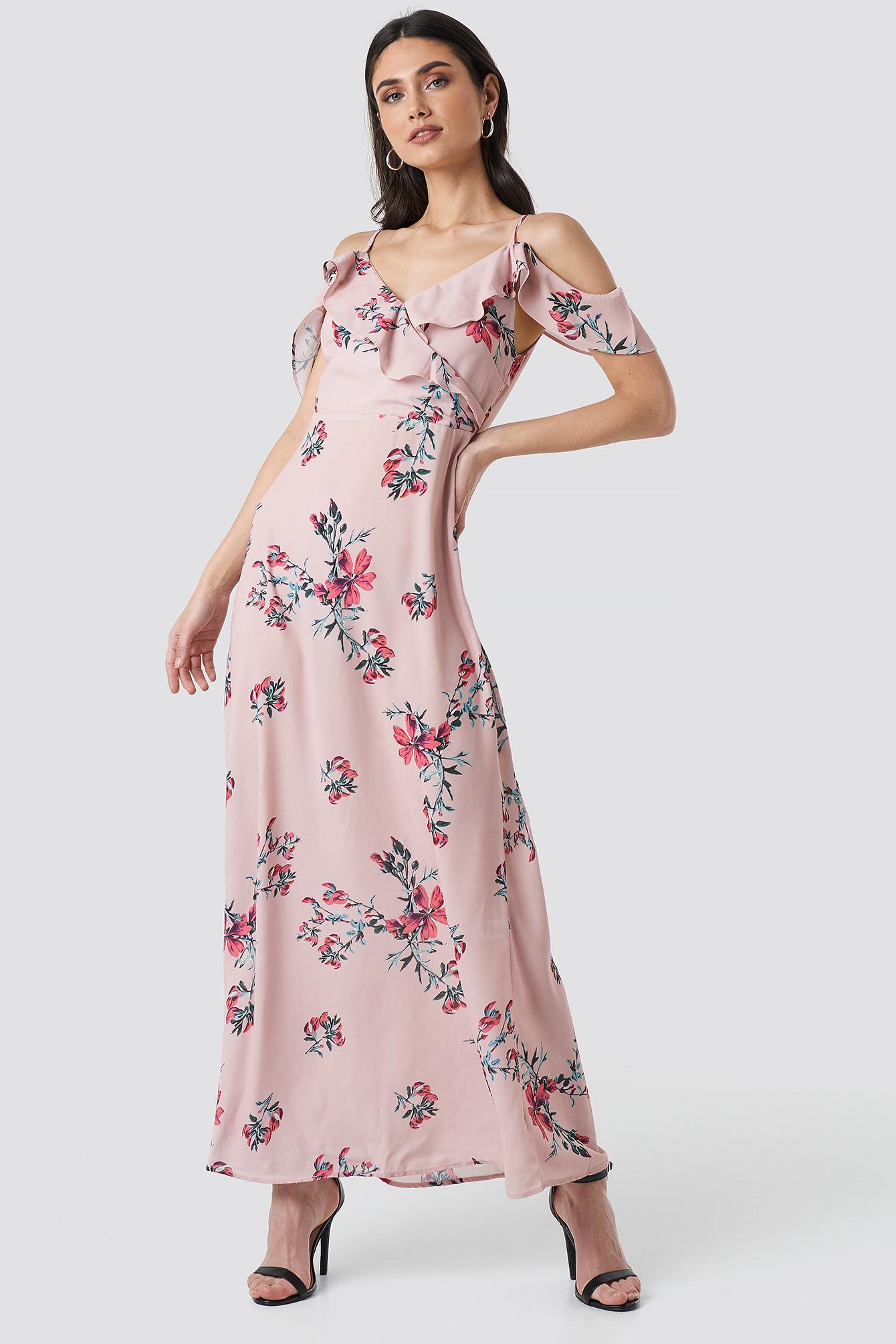 Mika Long Dress NA-KD.COM
