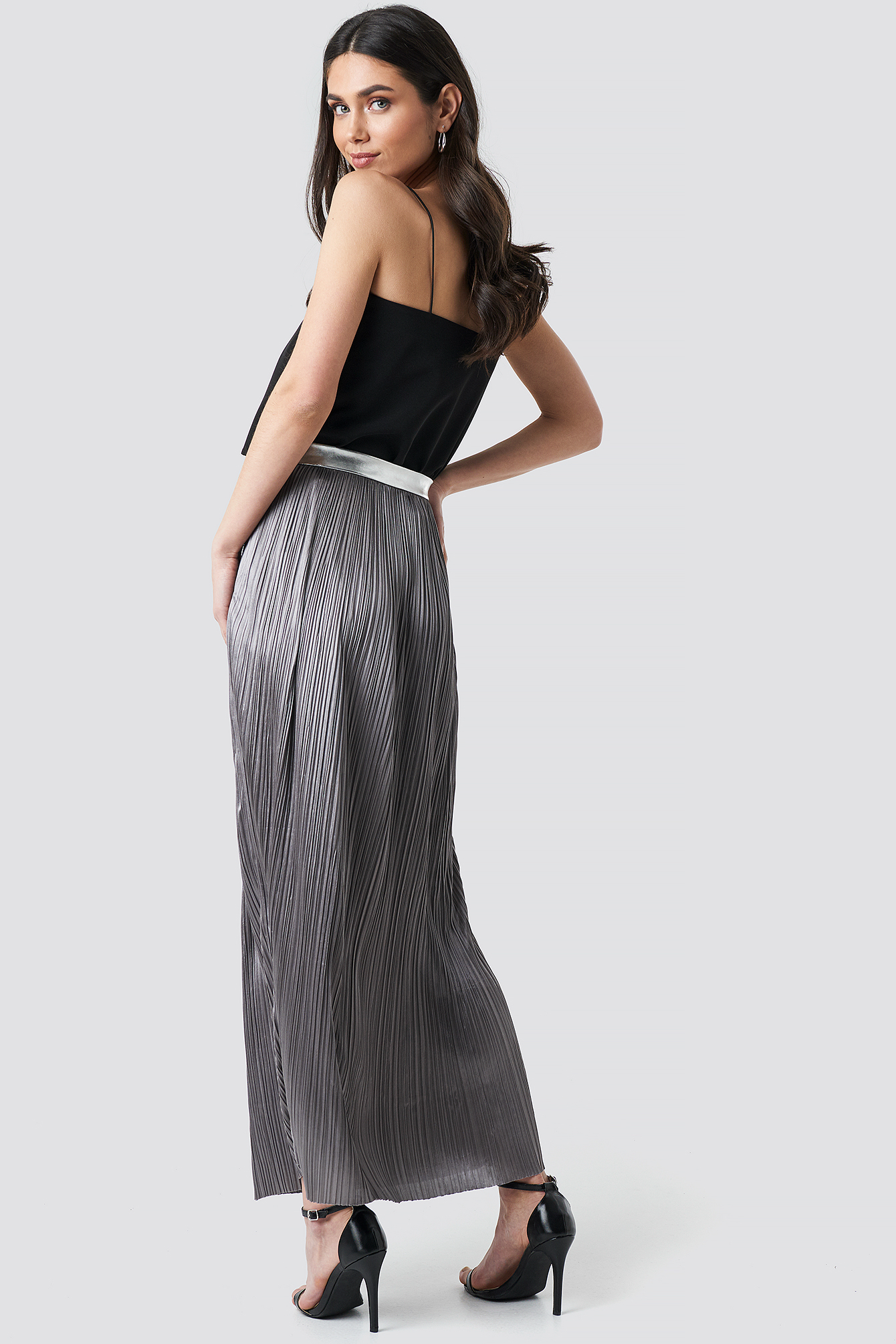 Nina Long Skirt NA-KD.COM