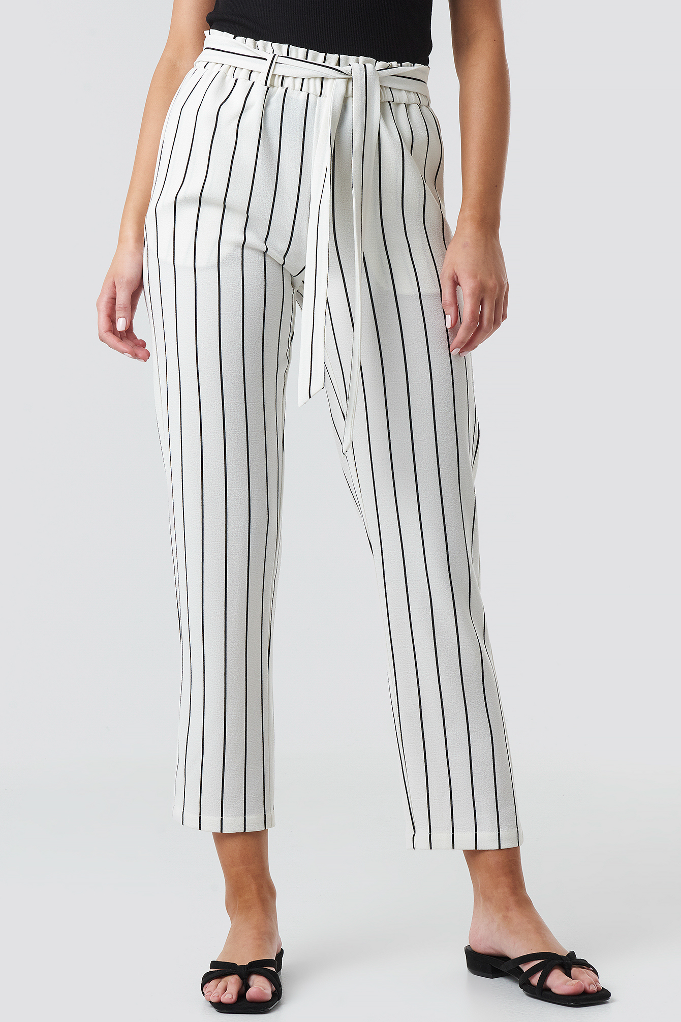 Striped Ofelia Pant NA-KD.COM