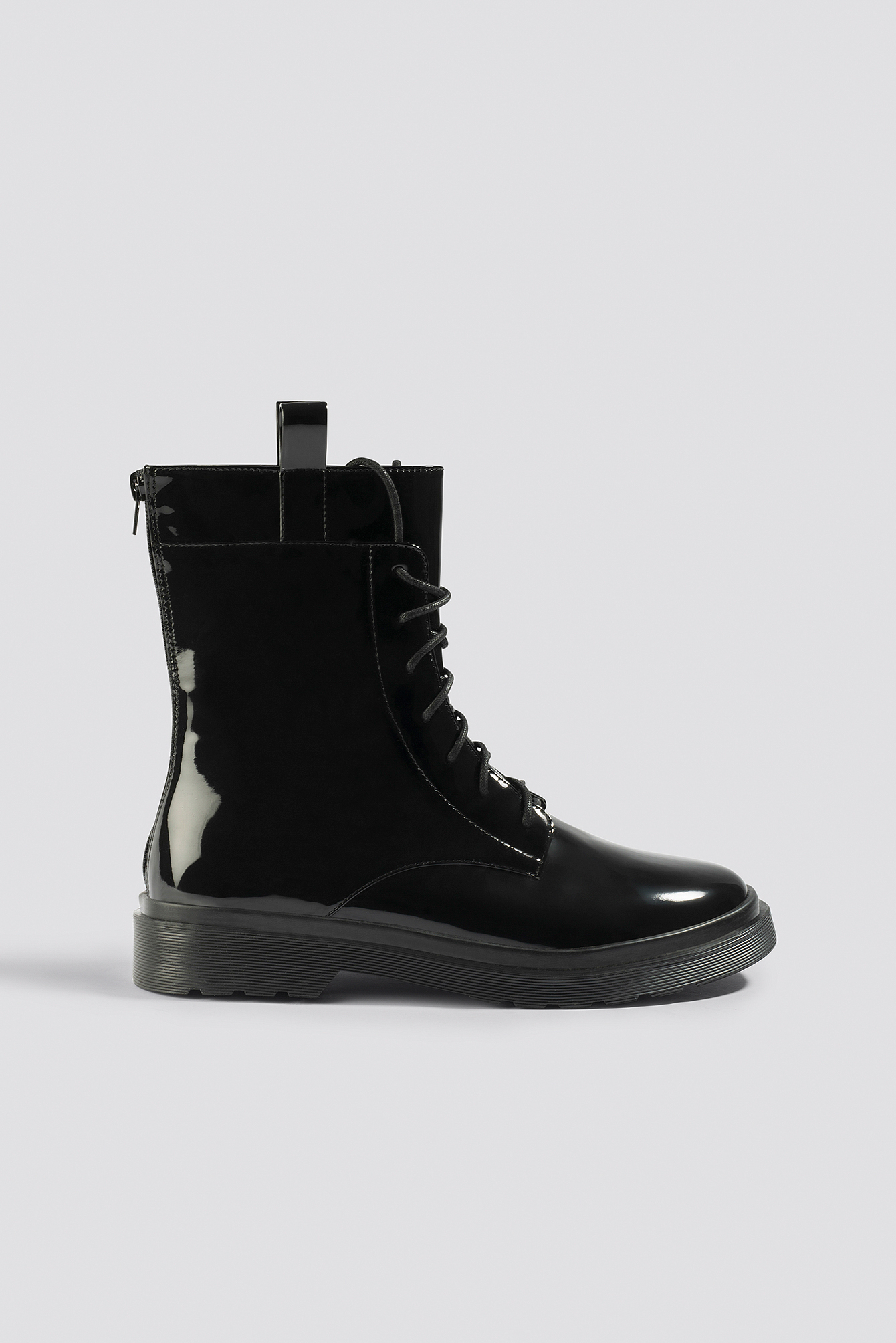 SAHARA RAY X NA-KD Chunky Boots - Black