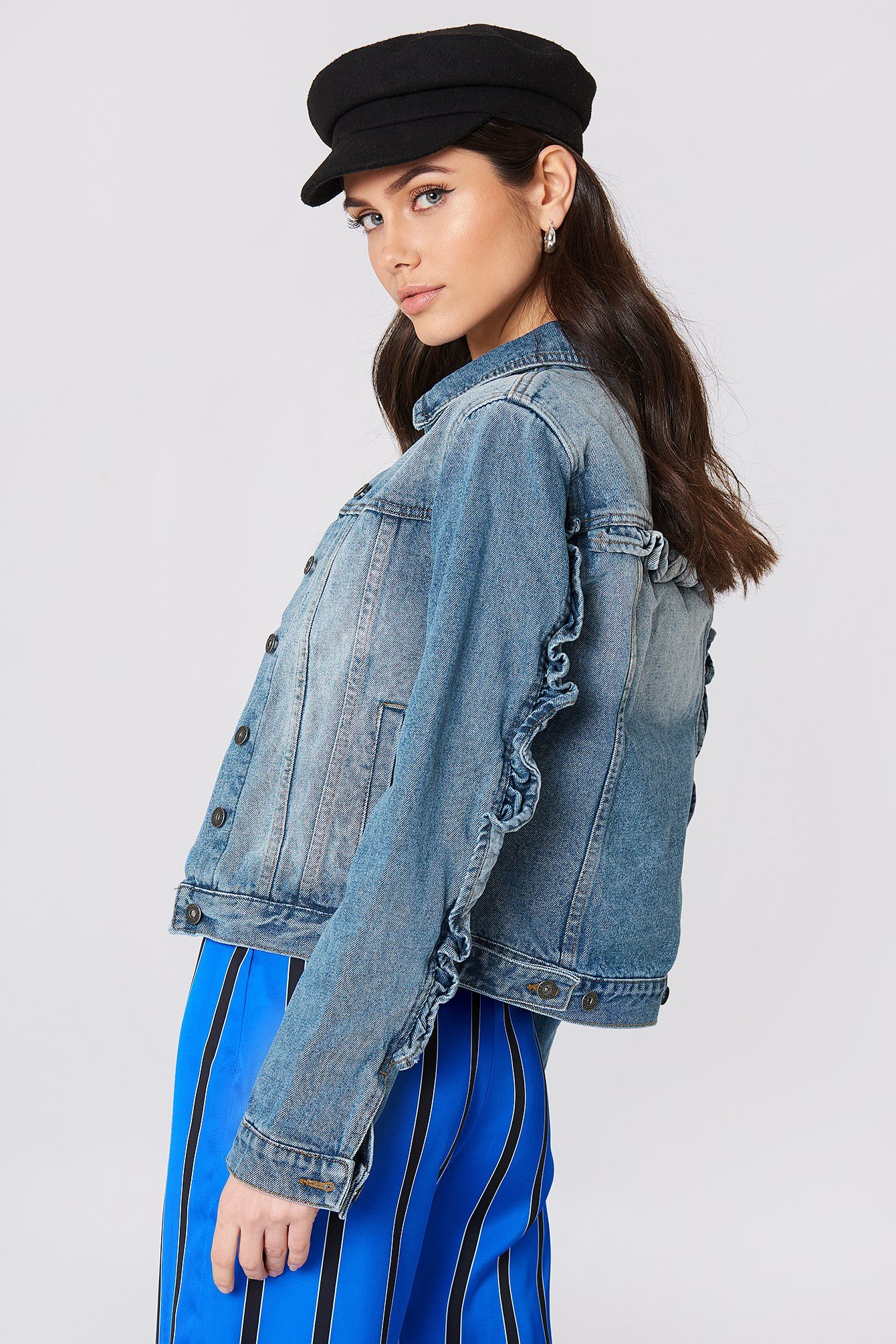 Denim Jacket NA-KD.COM