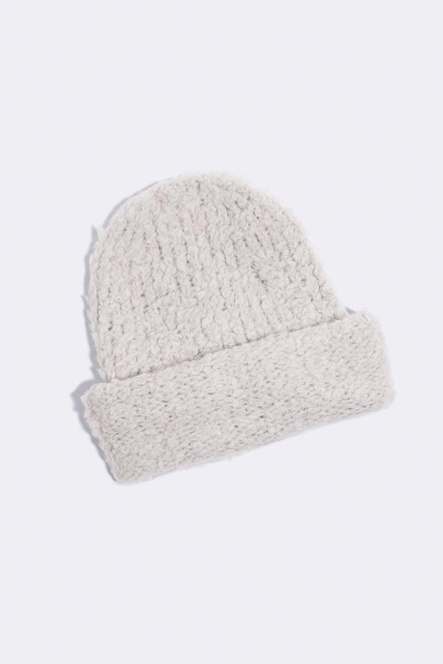 Hwang Hat Grey Melange