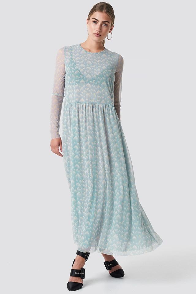 Milena Dress NA-KD.COM