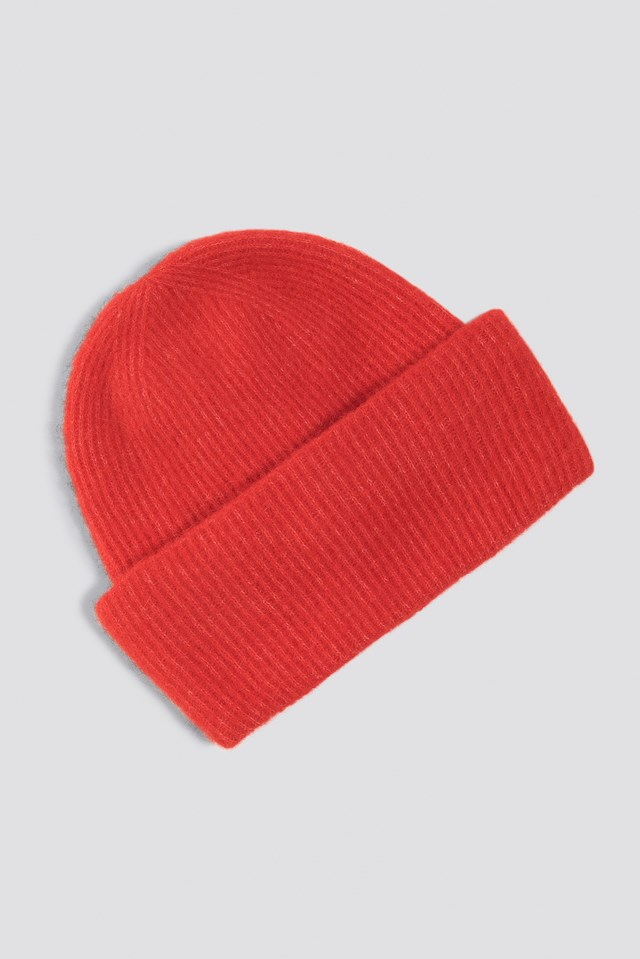 Nor Hat Flame Scarlet