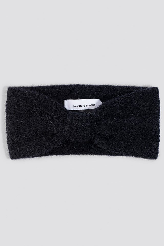 Nor Headband Black