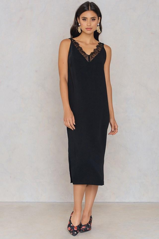 Bea Dress Black