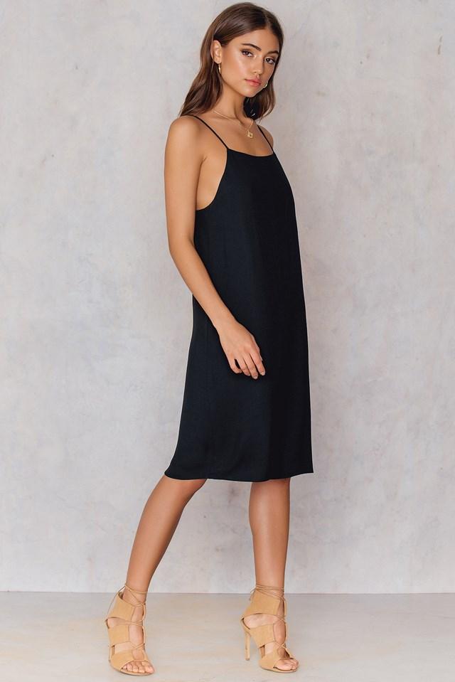 Gizem Dress Black