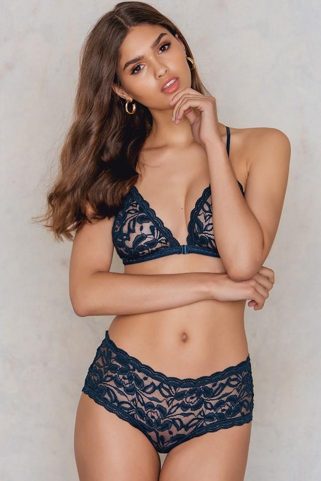 Iowa Panties Dark Sapphire