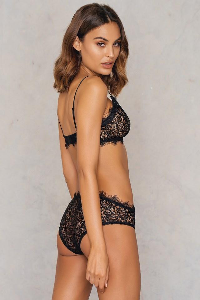 Miranda Panties Black