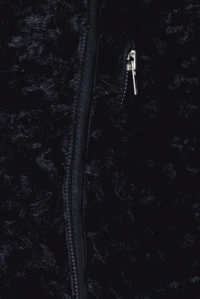 Phin Jacket Black