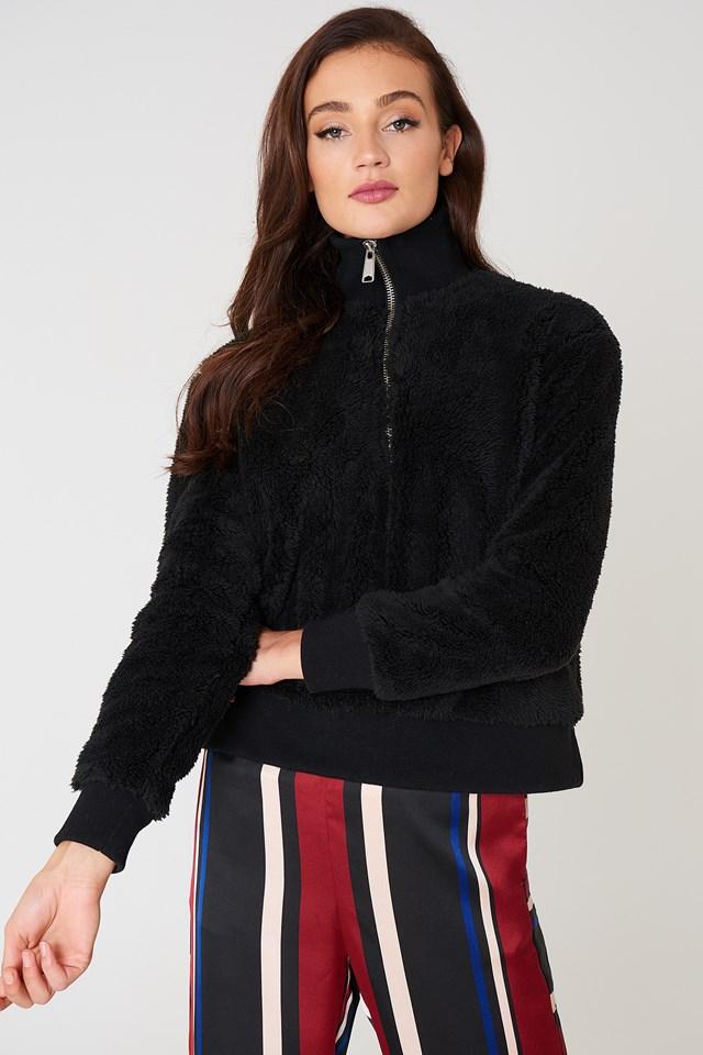 Ailee T-N Sweater Black