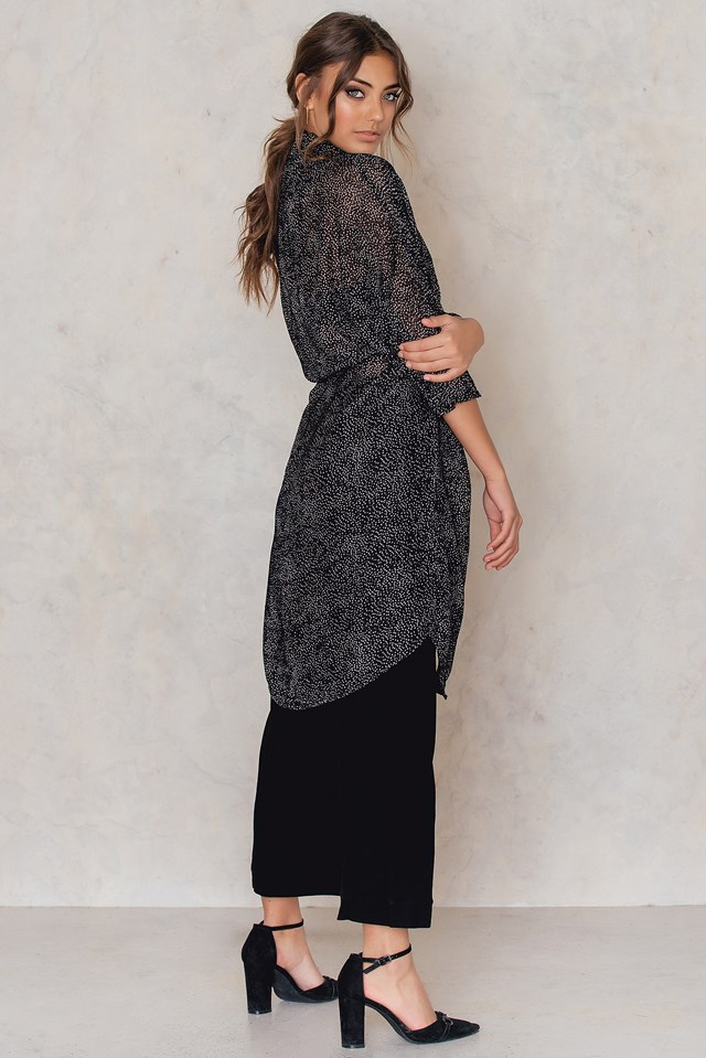 Alrik Dress Black