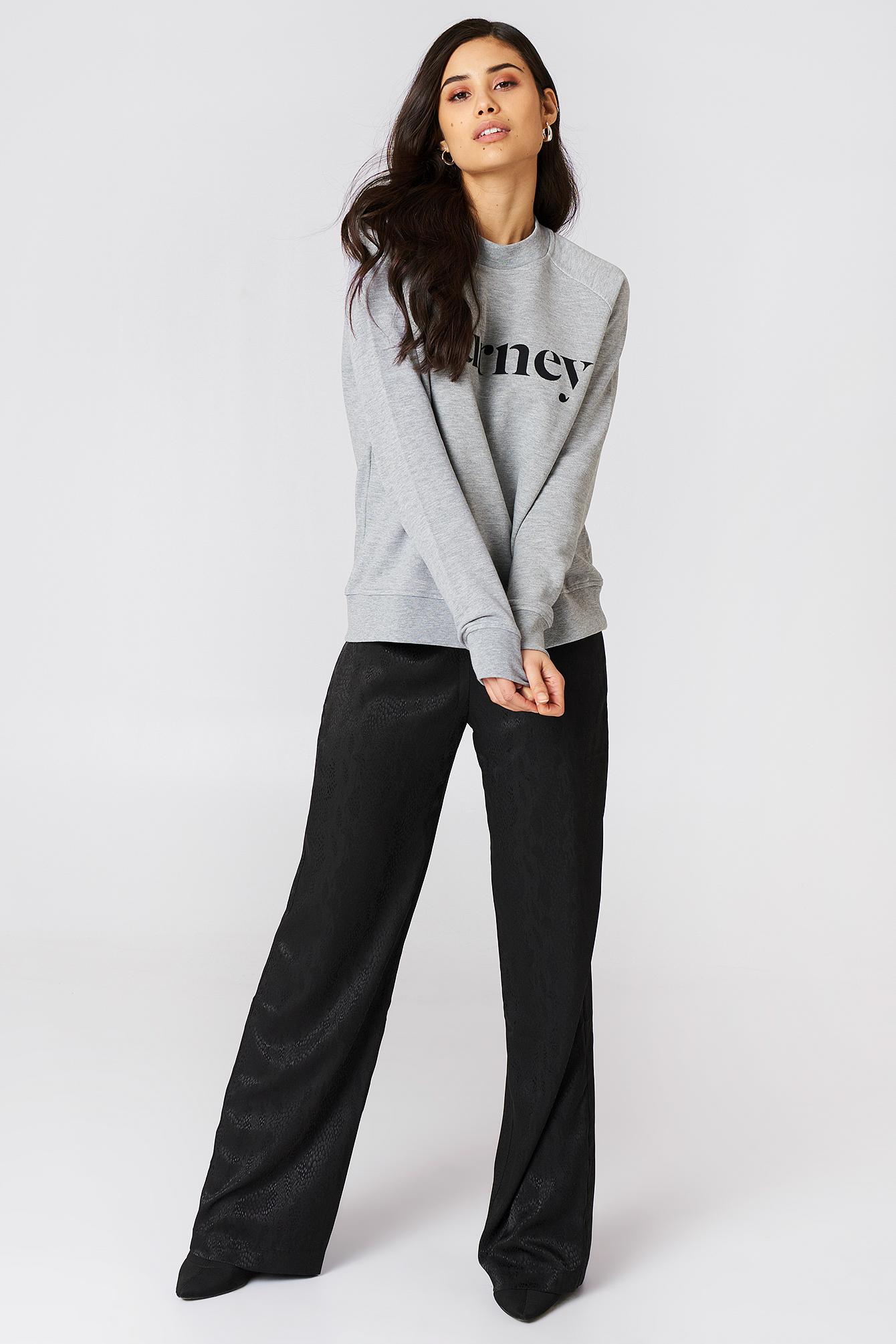Apo O-N Sweater NA-KD.COM