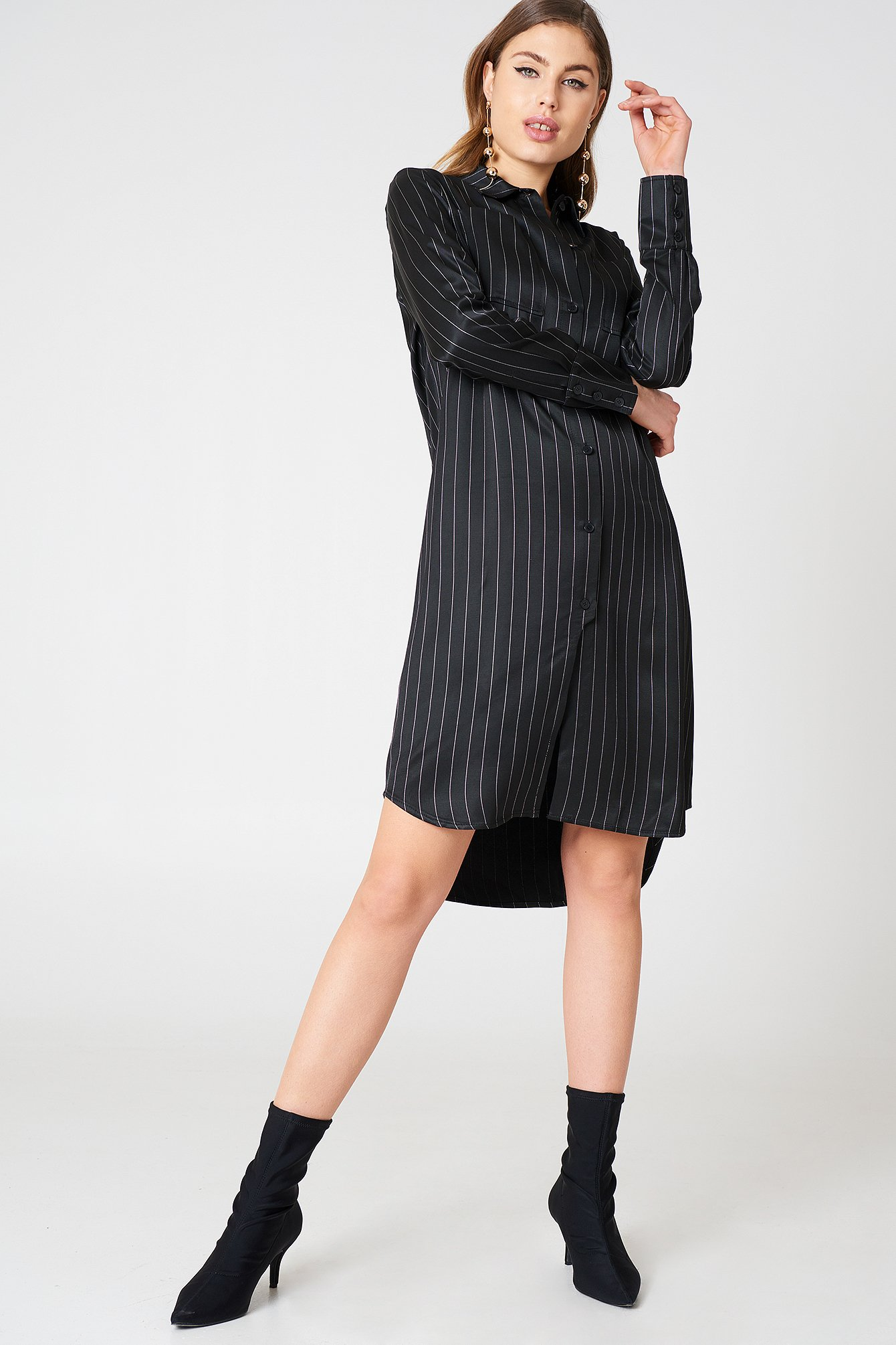 Bette Shirt Dress NA-KD.COM