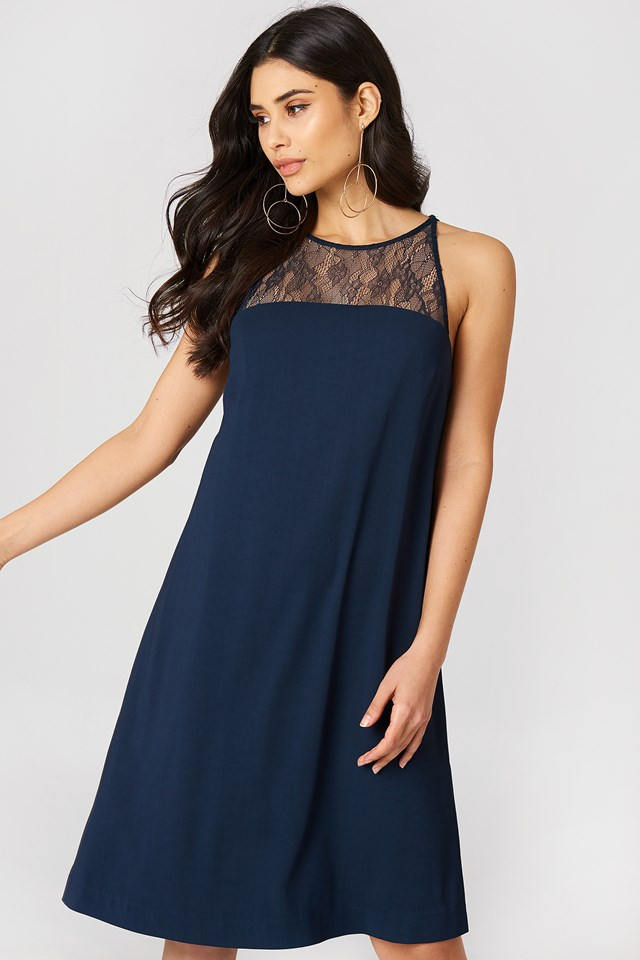 Bina Short Dress NA-KD.COM