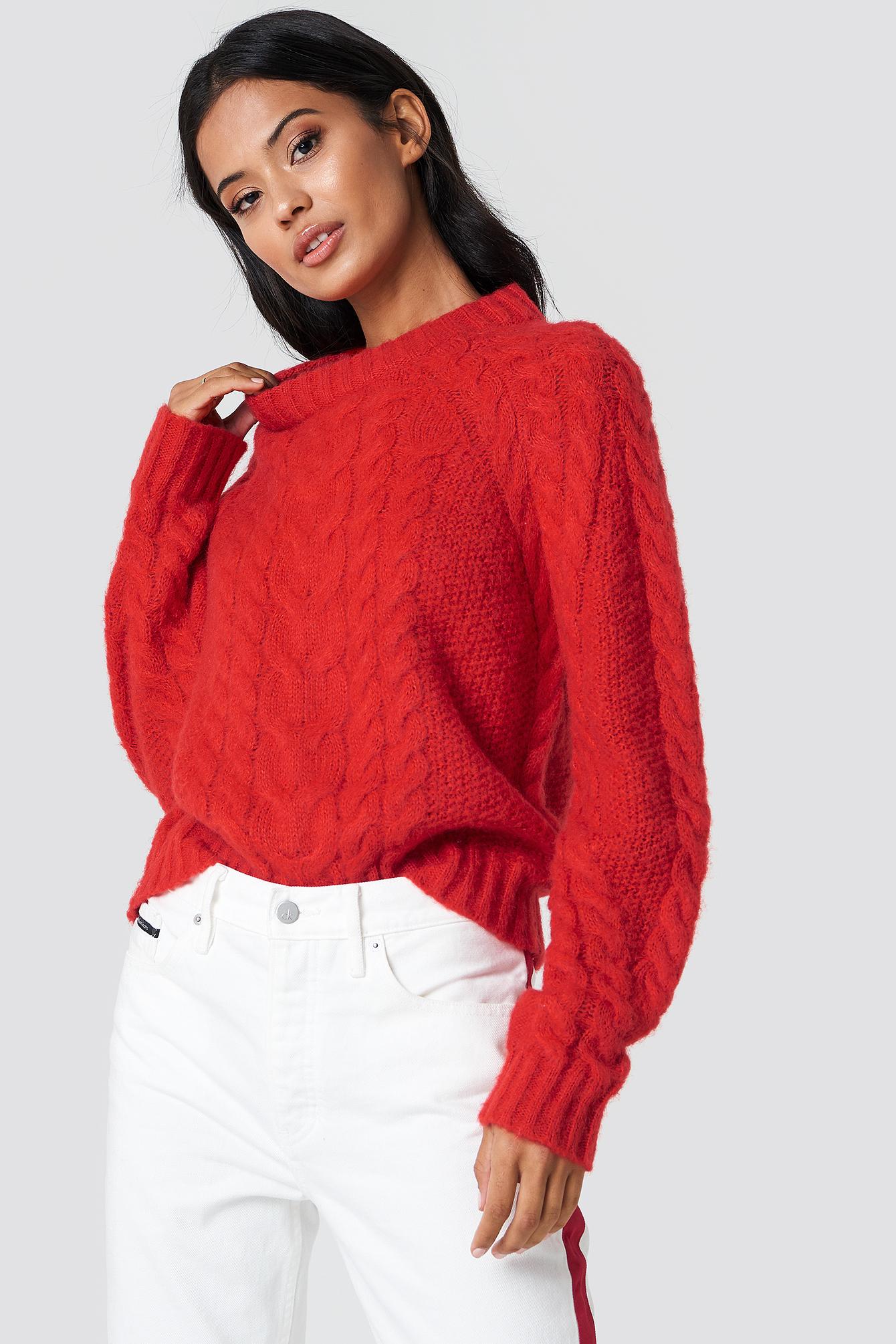 Sweter Carola O-N NA-KD.COM