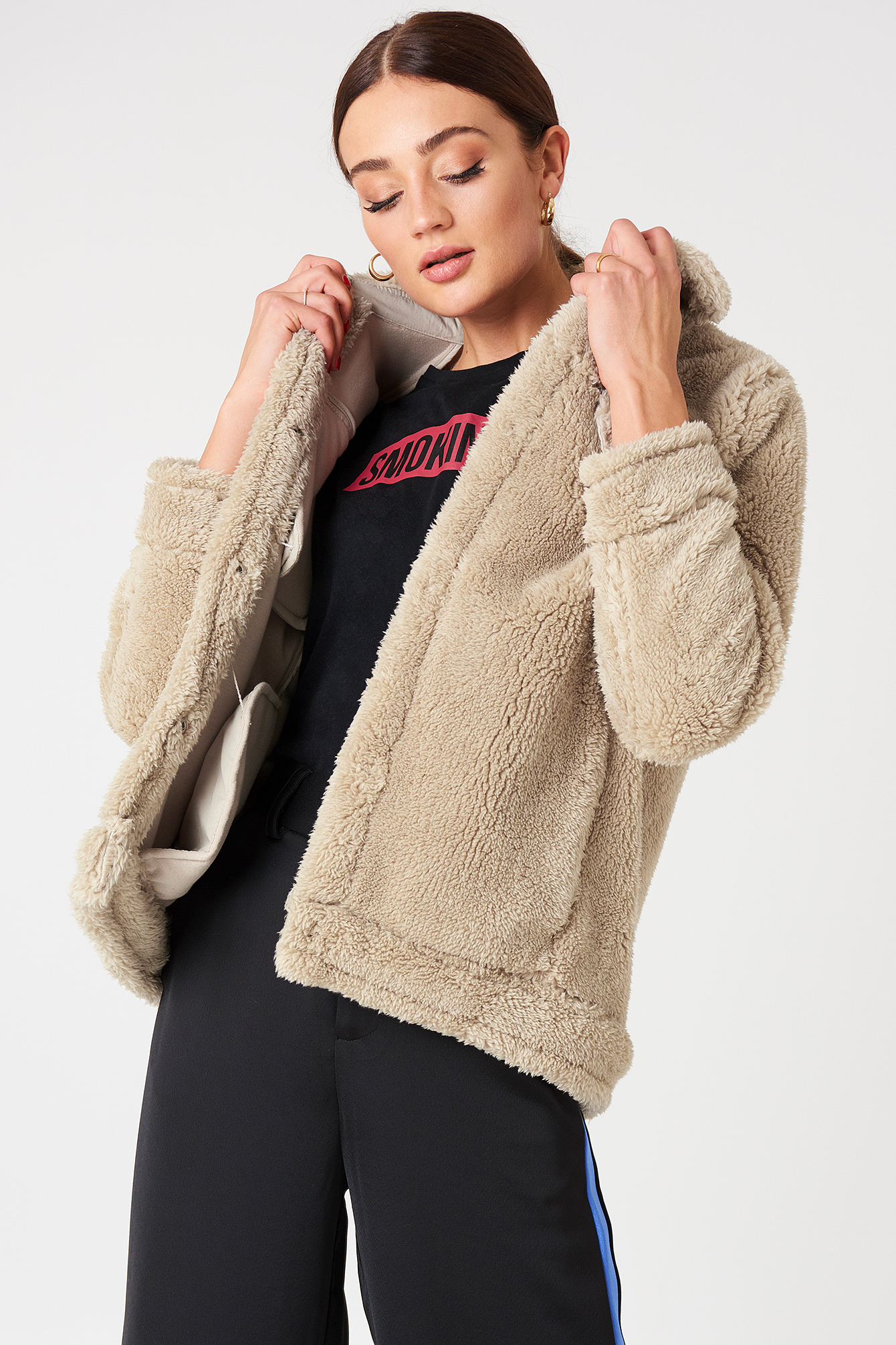 Simply Taupe Colbie Jacket