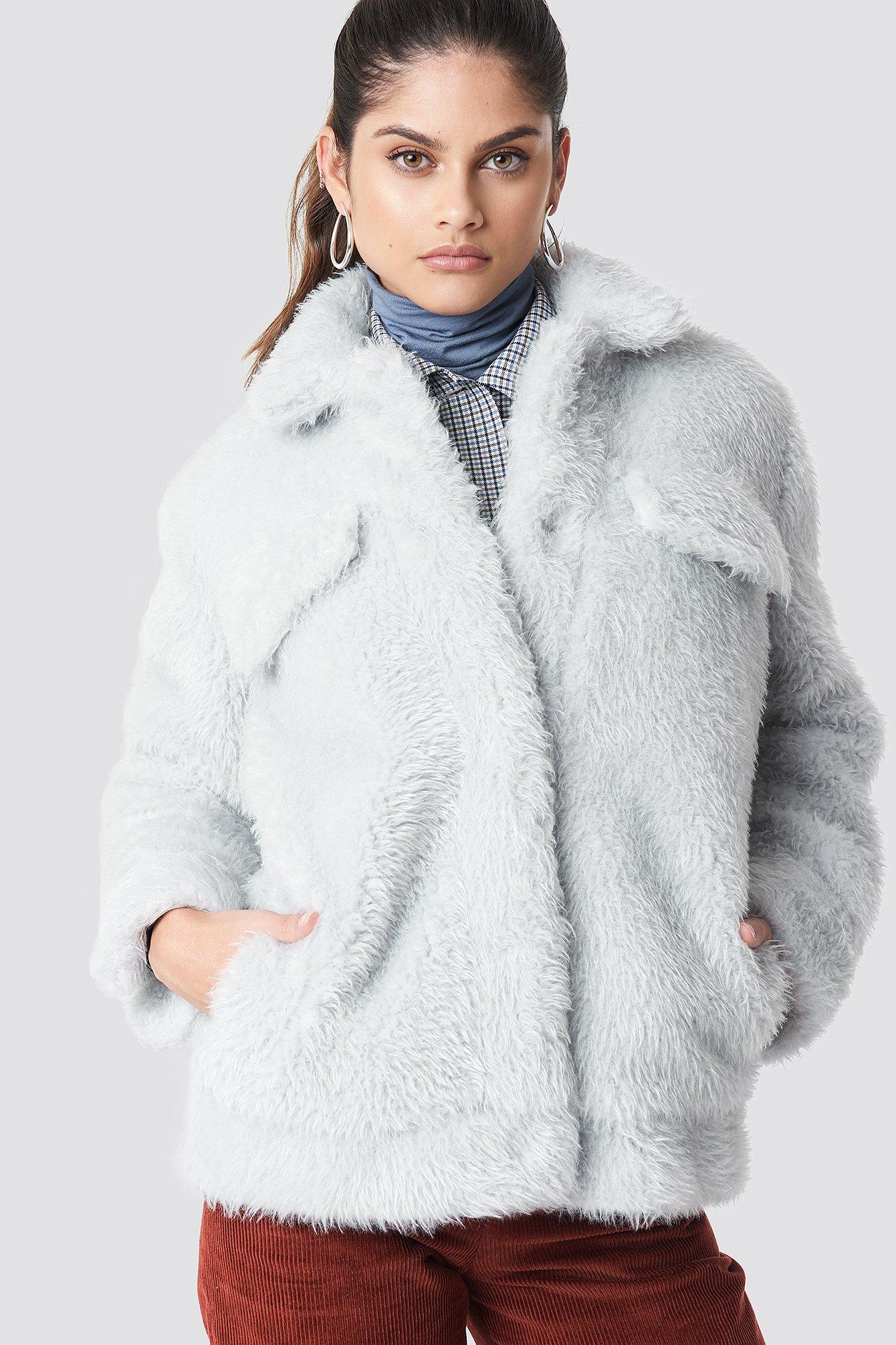 samsoe & samsoe -  Colbie Jacket 10430 - Blue