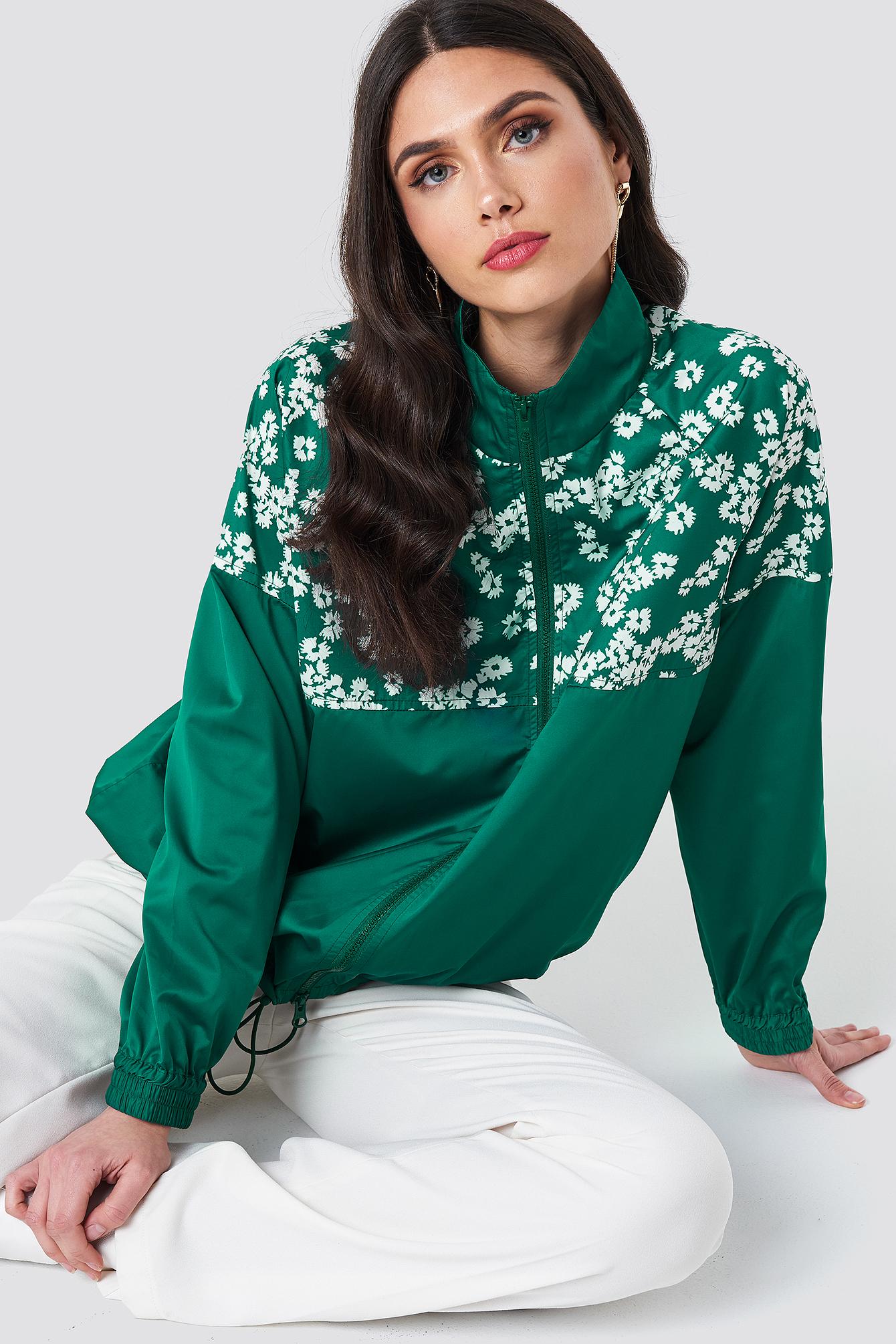 Bluza z suwakiem Cynthia NA-KD.COM