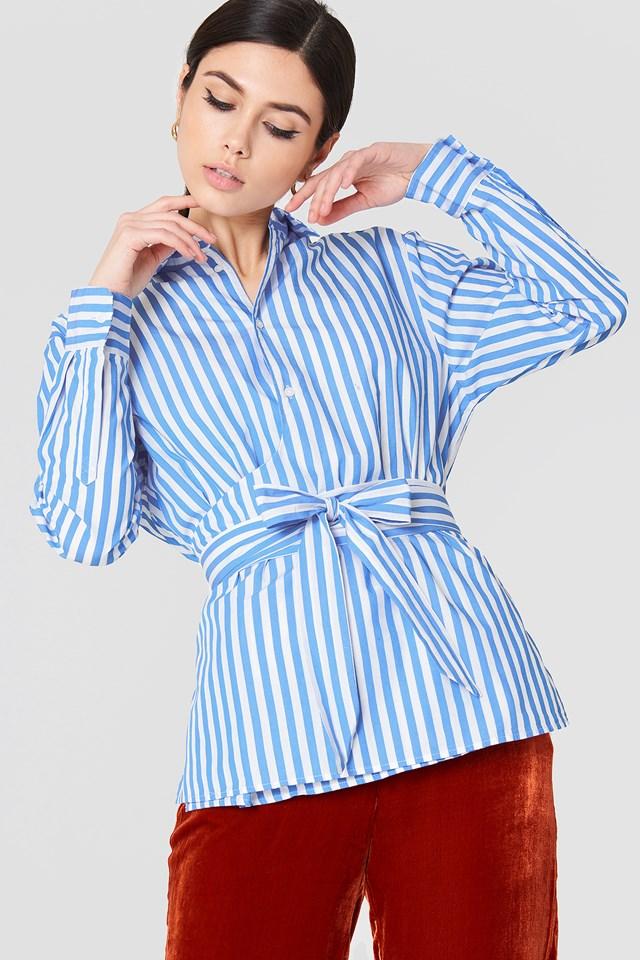 Dayne Shirt Bonnie Stripe