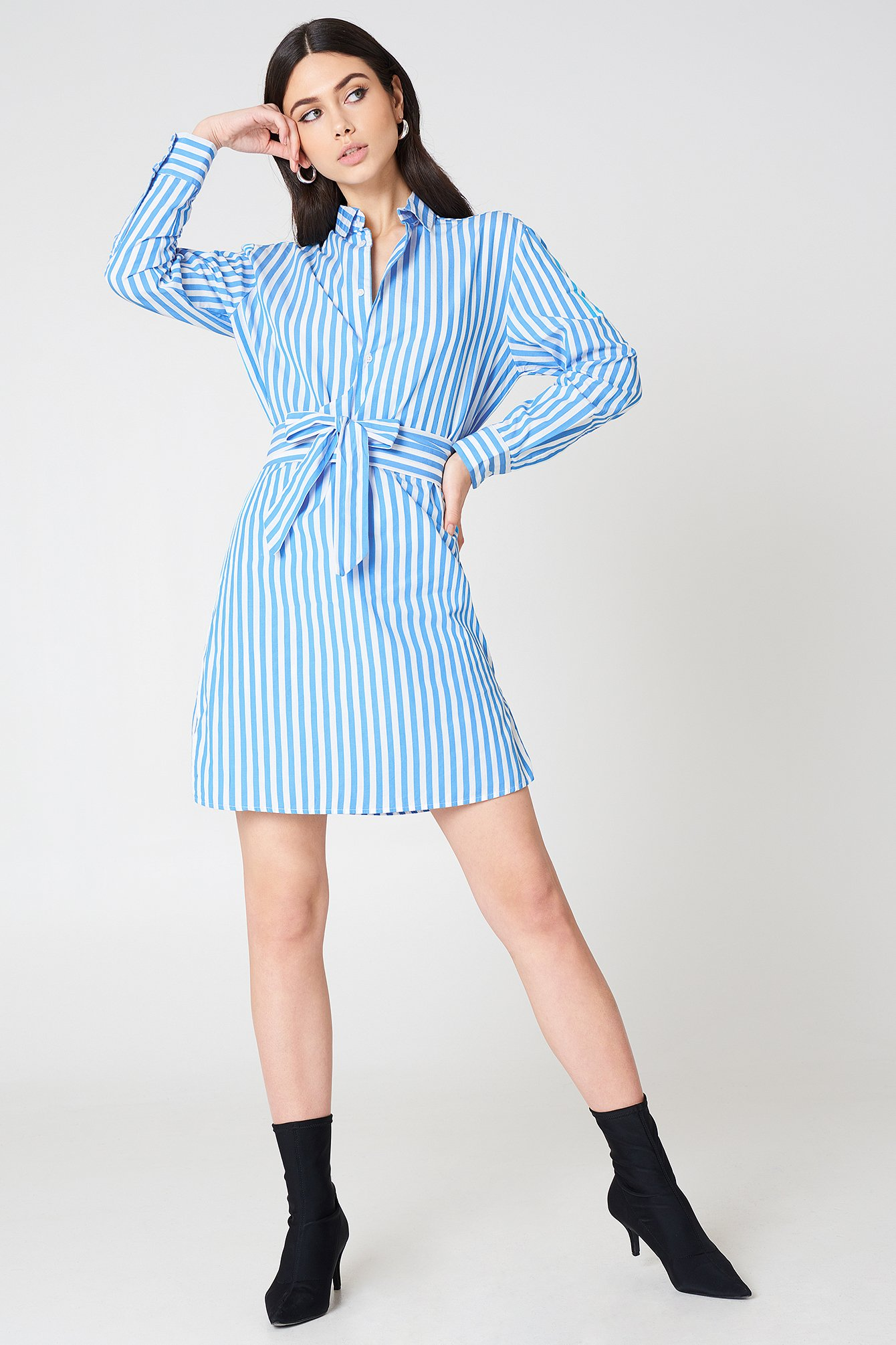 Dayne Shirt Dress