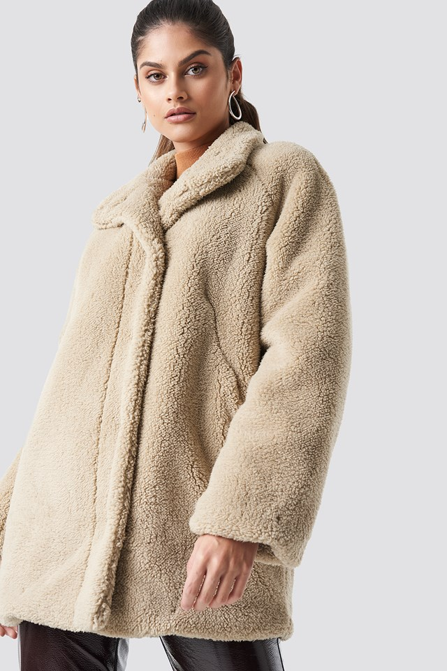Helle Jacket Simply Taupe