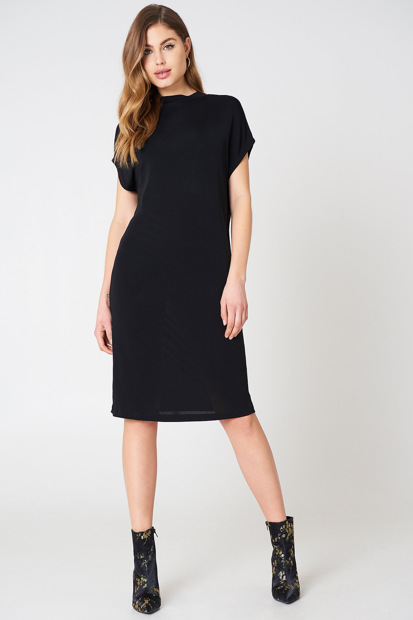 Janina Long Dress