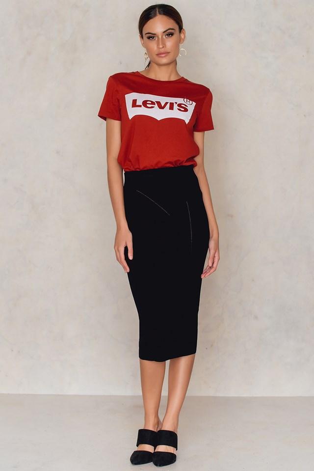 Kaira Skirt Black
