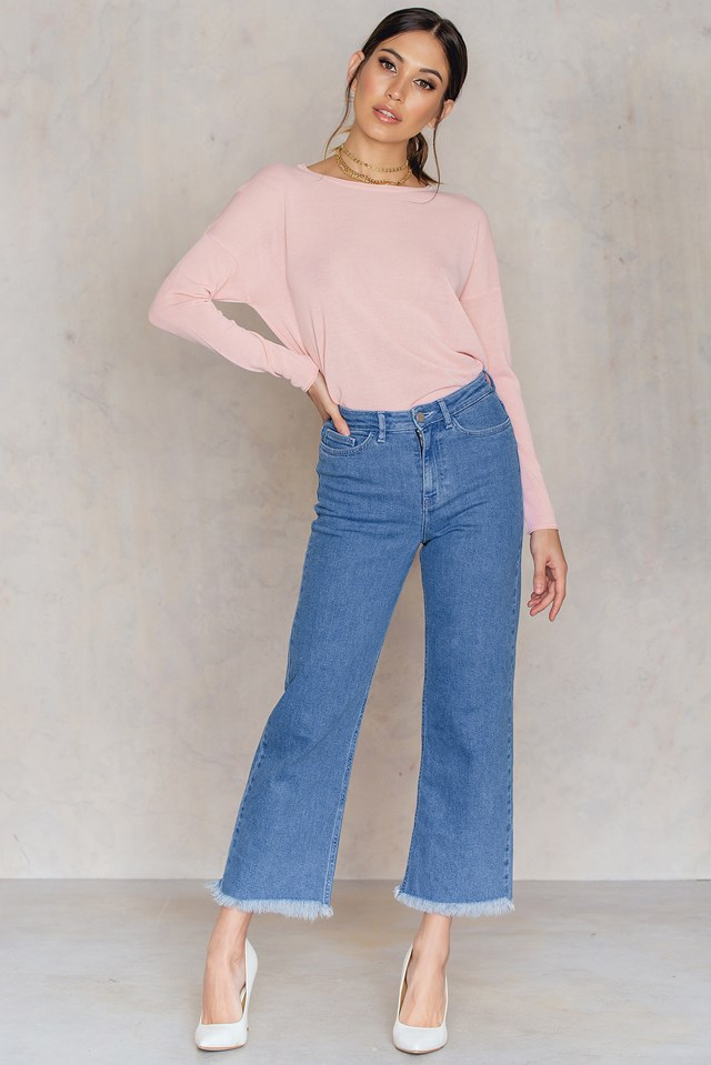 Kally O-N Knit Parfait Pink