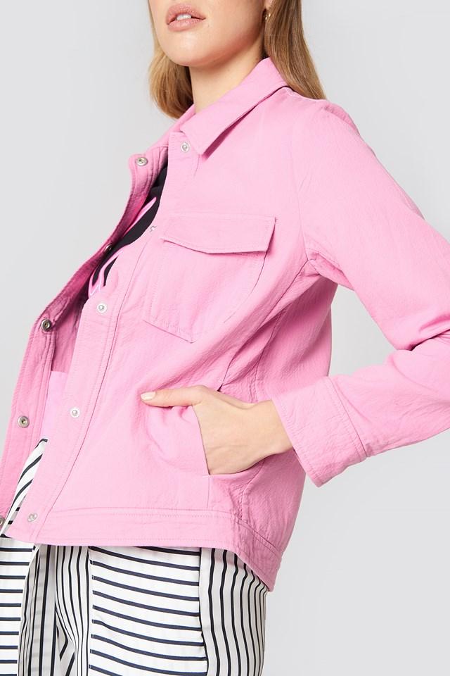 Kealey Jacket Rosebloom