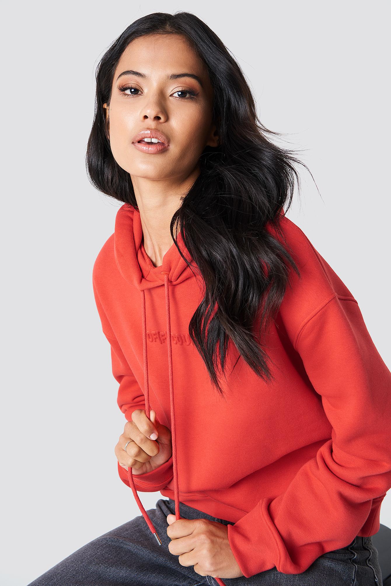 Samsoe & Samsoe Kelsey Hoodie - Red | Bekleidung > Sweatshirts & -jacken > Hoodies | Samsoe & Samsoe