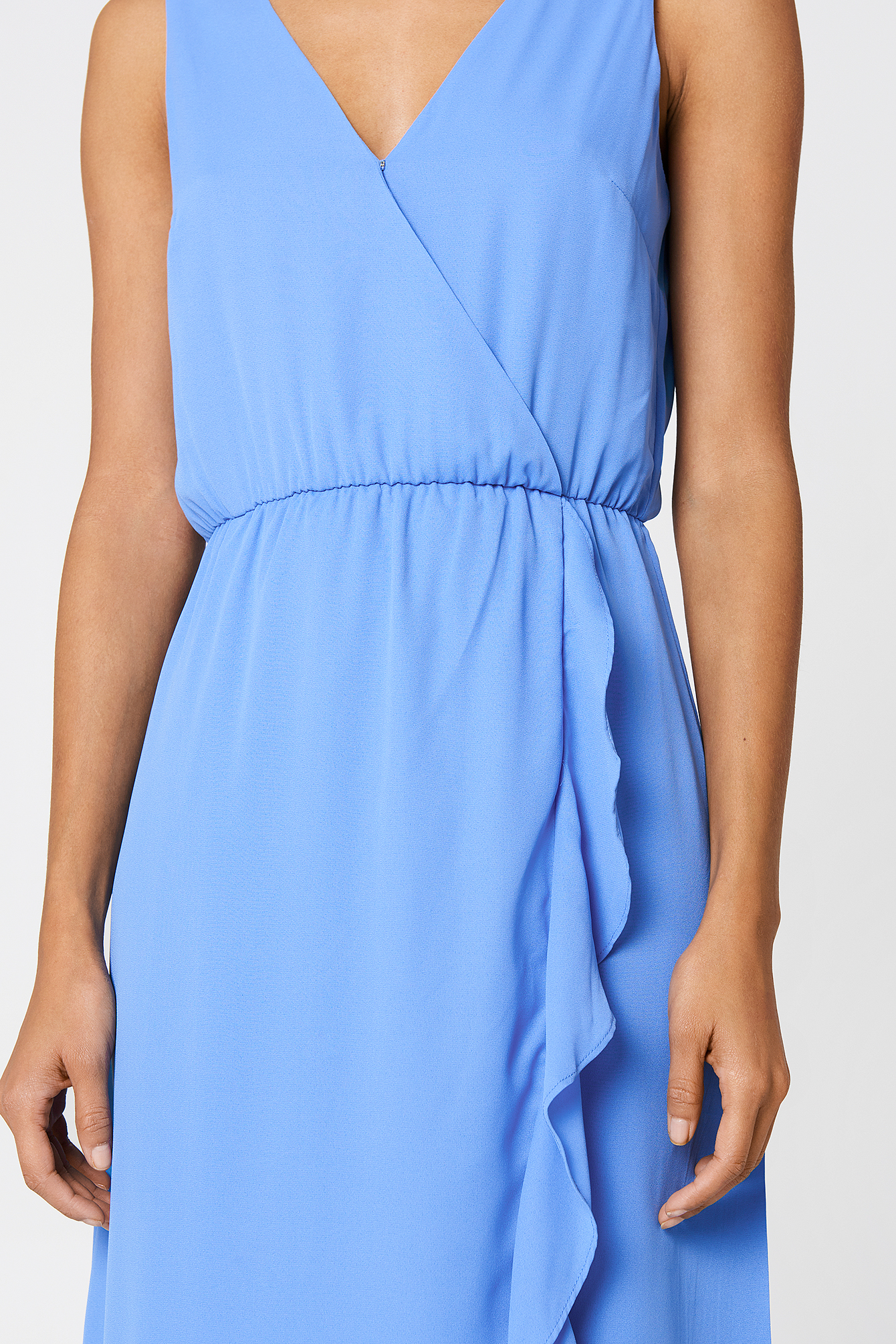 Długa sukienka Limon NA-KD.COM