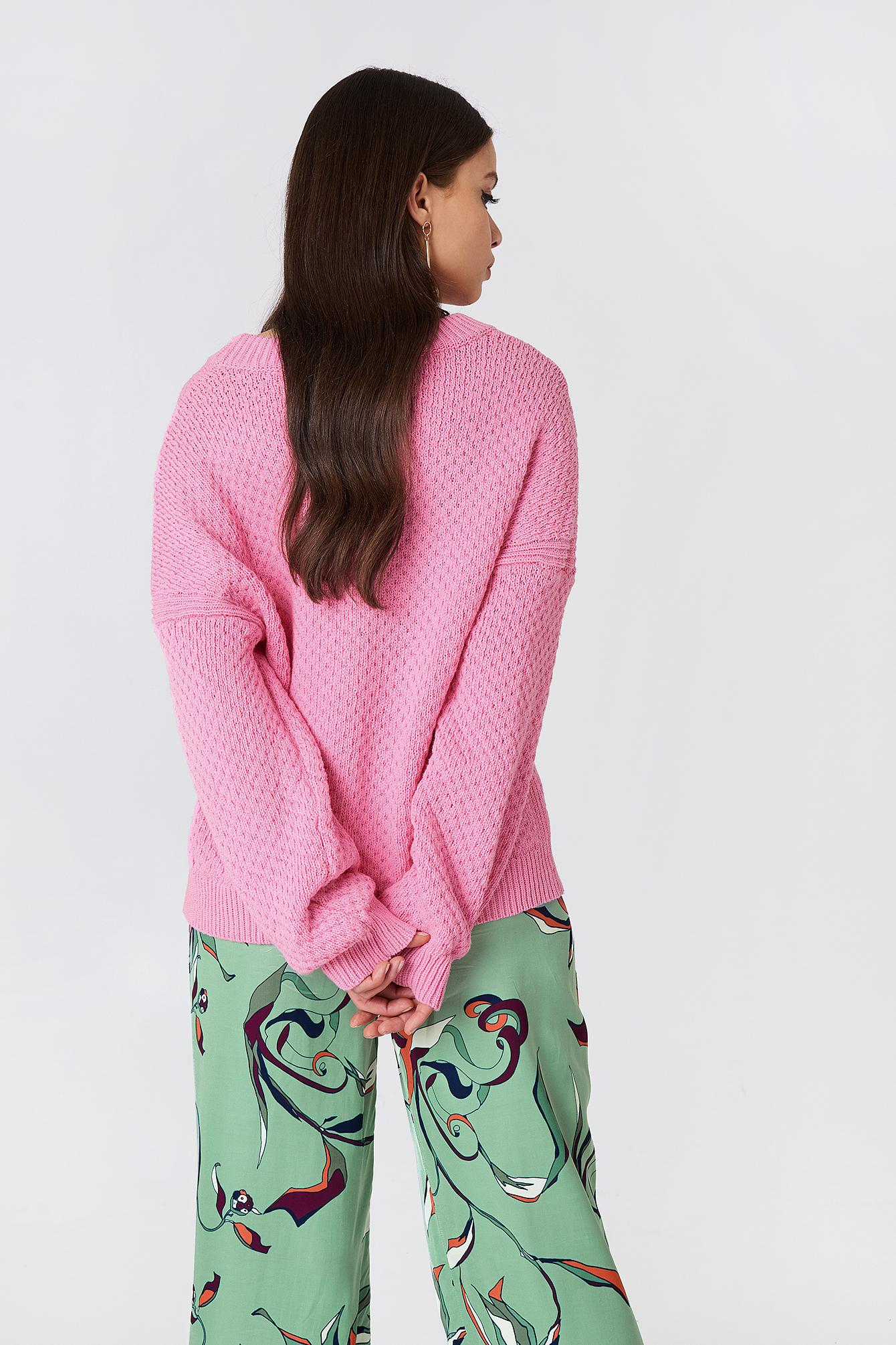 Lina O-N Sweater NA-KD.COM
