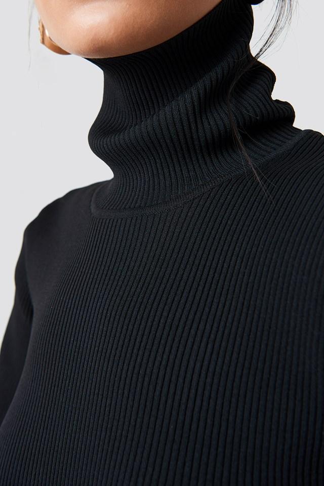 Lua Turtleneck Sweater NA-KD.COM