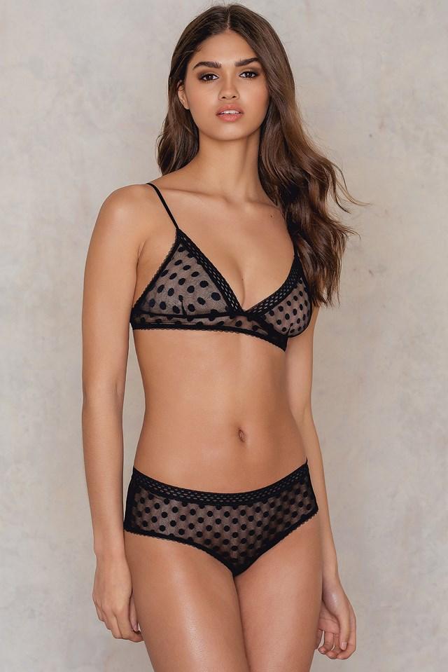 Maria Panties Black