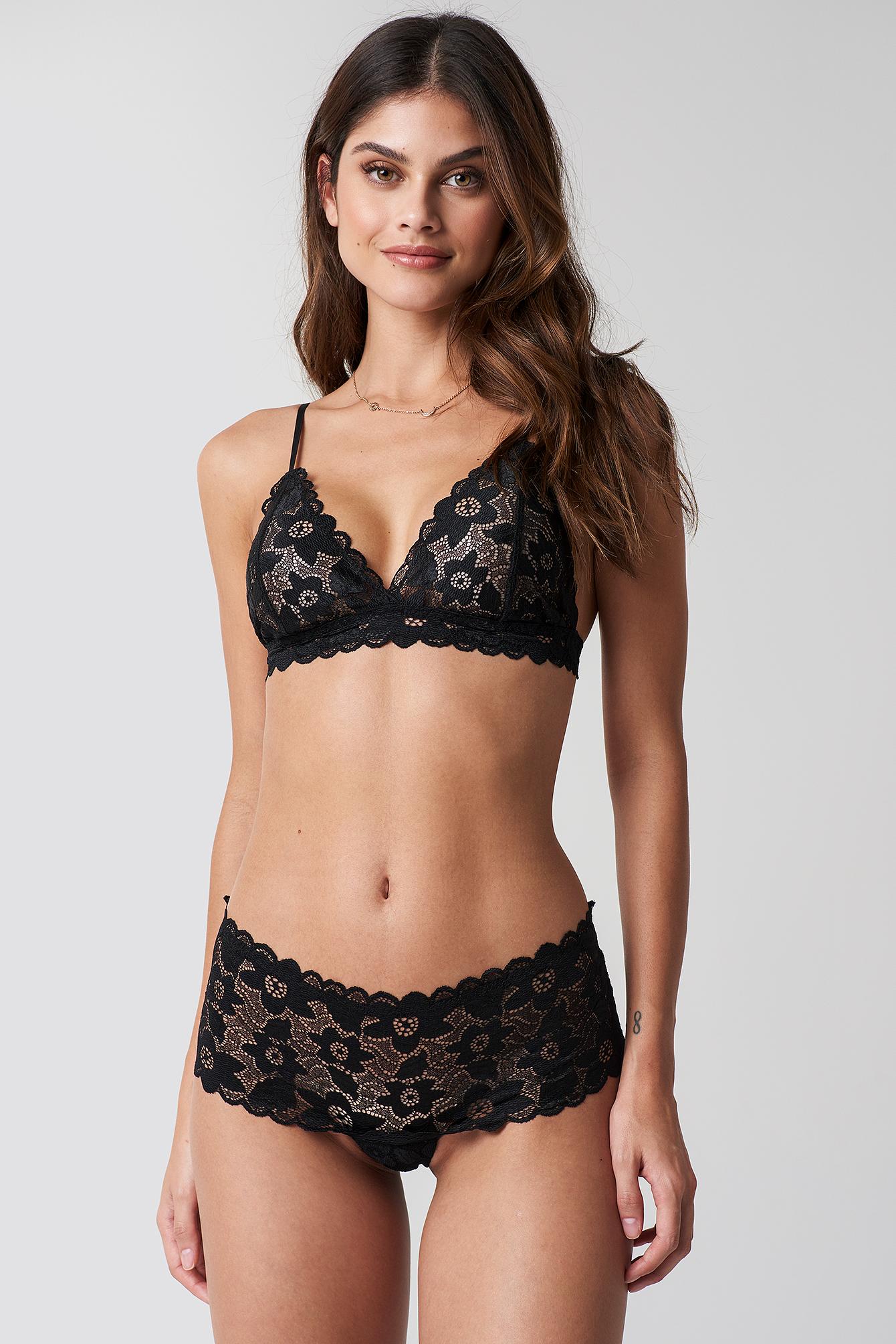 Samsoe & Samsoe Marilyn Panties 6356 - Black | Unterwäsche & Reizwäsche > Panties | Samsoe & Samsoe