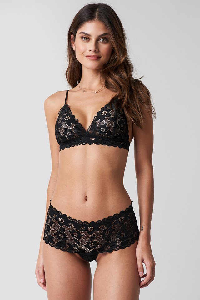 Marilyn Panties 6356 Black