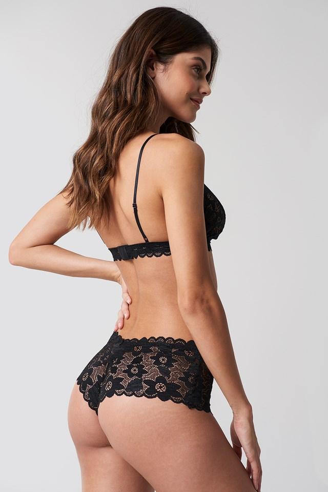 Marilyn Panties 6356 Black