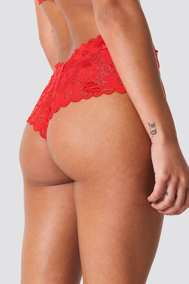 Marilyn Panties 6356 Flame Scarlet