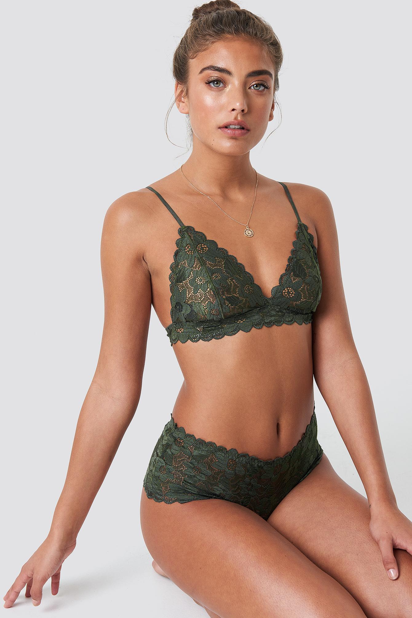 MARILYN PANTIES 6356 - GREEN