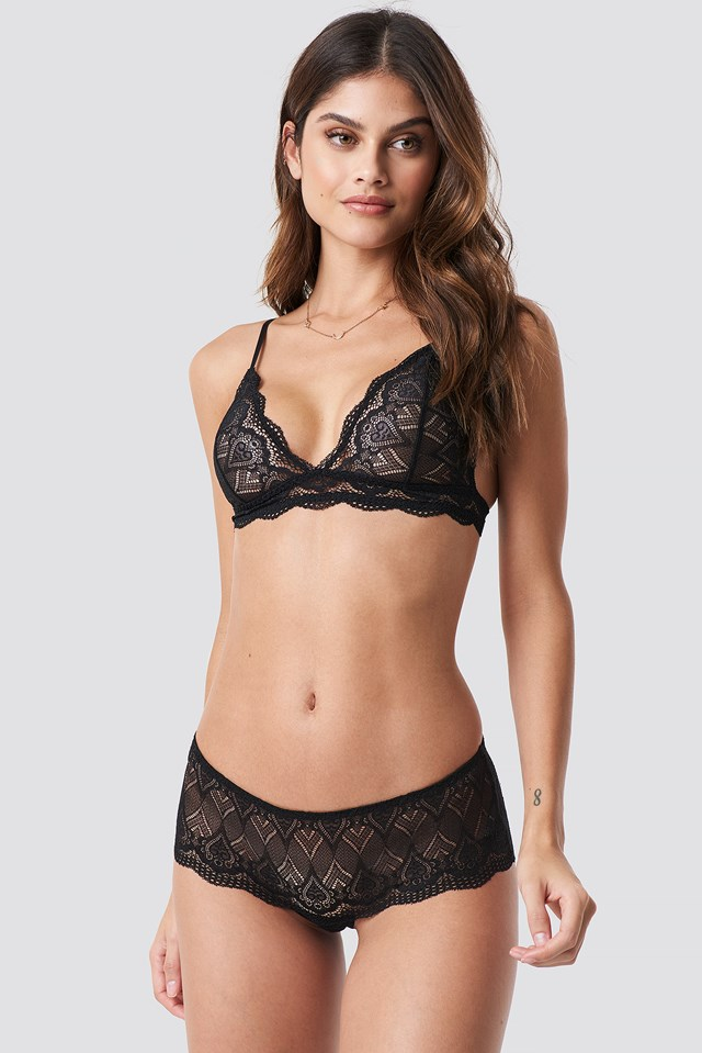Marilyn Panties 7092 Black