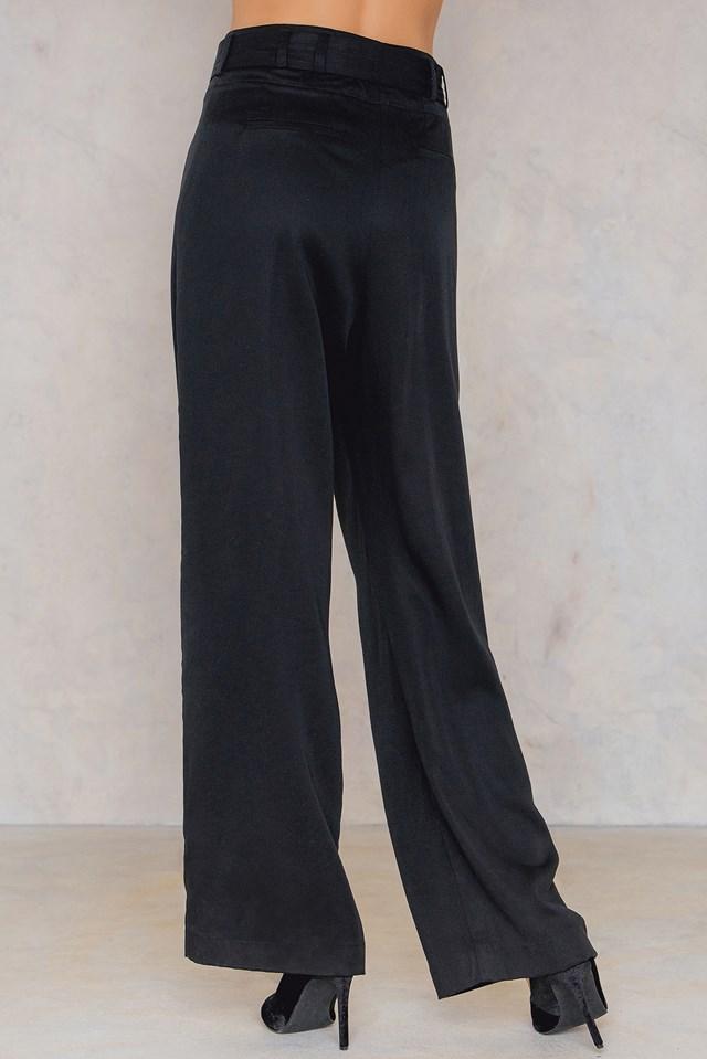 Mella Pants Black
