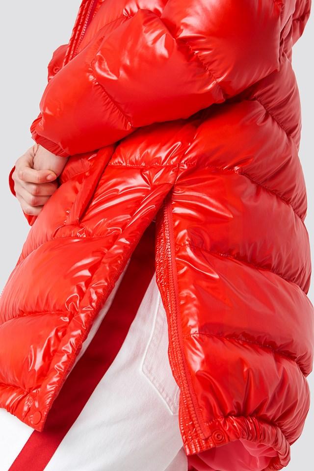 Mirela Jacket Flame Scarlet