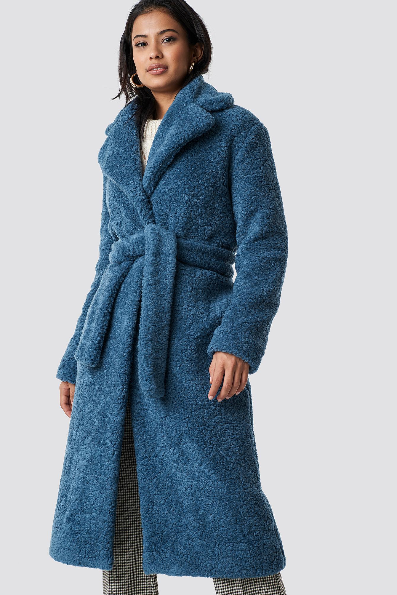 samsoe & samsoe -  Naper Jacket - Blue