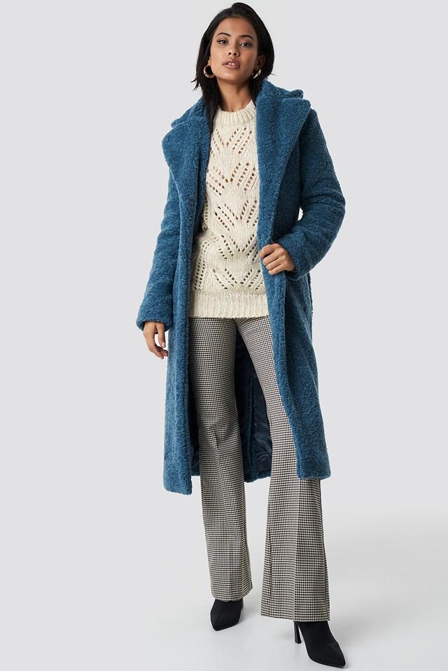 Naper Jacket Bijou Blue