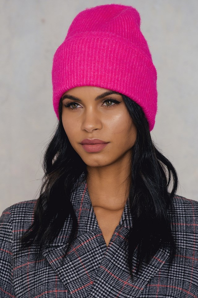 Nor Hat Pink Melange