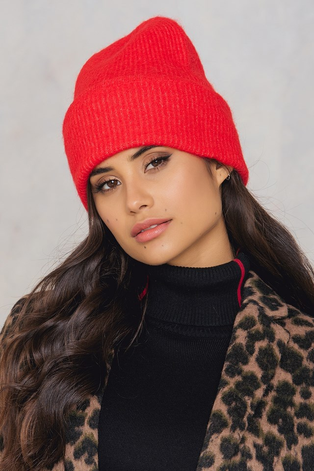 Nor Hat High Red Melange